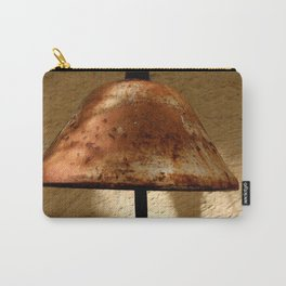 Rusty Bell Carry-All Pouch
