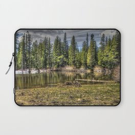 Reflecting Pond at Carson Spur, Amador County CA Laptop Sleeve