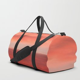 Orange Clouds InThe Sky #decor #society6 #homedecor #buyart Duffle Bag