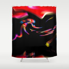 Abstract Perfection 39 Shower Curtain