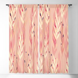 spike wheat Blackout Curtain