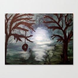 Twilight on Torch Canvas Print