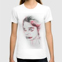vertigo T-shirts featuring Vertigo by thomashanandry