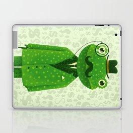 Mr. Frog Laptop & iPad Skin