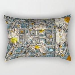 Rocky Outcropping Rectangular Pillow