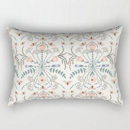 Botanical Clusters Rectangular Pillow