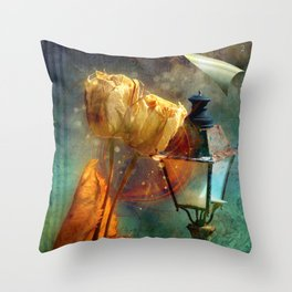 Don`t wait...take the second chance Throw Pillow