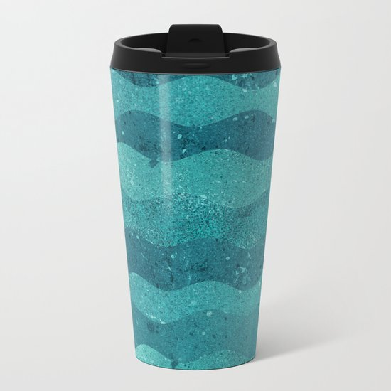 W\VE BRE\K Metal Travel Mug