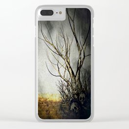 Land Of The Lost Clear iPhone Case
