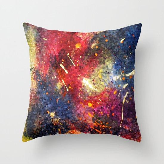 Hexa Throw Pillow