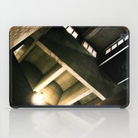 labyrinth iPad Cases featuring Labyrinth by Kristofferson Brice