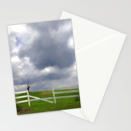 One Hot Summer Day Stationery Cards