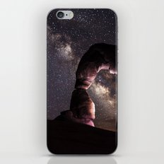 Watching stars iPhone & iPod Skin