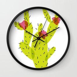 Artus Cactus Wall Clock