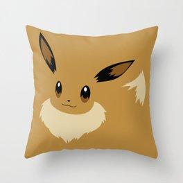 Eevee PKMN Throw Pillow