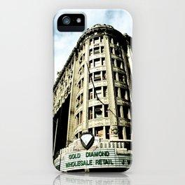 Gold & Diamonds Wholesale iPhone Case