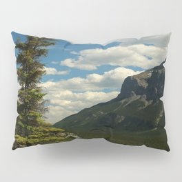 Bow River Valley Banff Pillow Sham