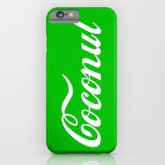 Coconut iPhone 6s Slim Case