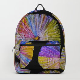 Acicular Gypsum Crystals Backpack
