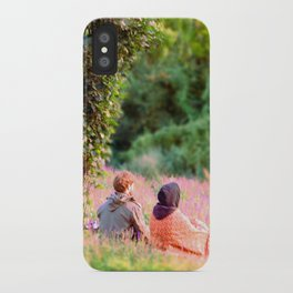 And The Wall Fell iPhone Case