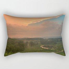 Devil's Den Divine Sunset Rectangular Pillow