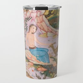 Iranian Art, 17th Century Travel Mug
