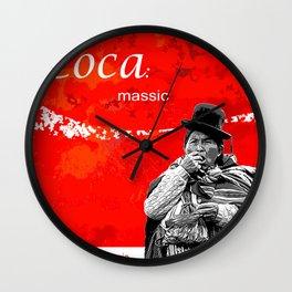 Coca Massic Wall Clock
