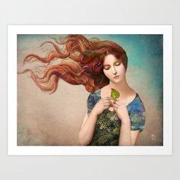 Your True Nature Art Print