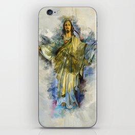 Prescence Of God iPhone Skin