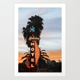It's Holiday Time! Art Print