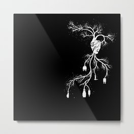 Looking for Collection - Heart Metal Print