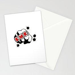 EMR Crew Tee Original Logo Tee Stationery Cards