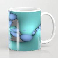 megan lara Mugs featuring Lara by Imagevixen