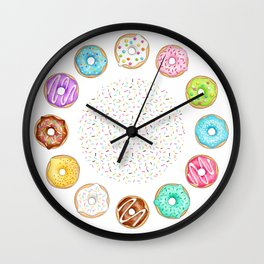 I Donut know what I'd do without you Wall Clock