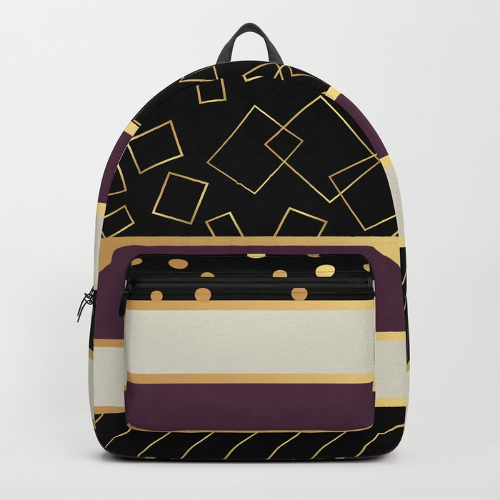 Paris Champs Elysees Backpack