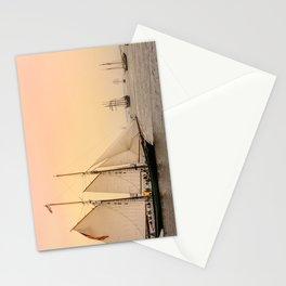 Morning of Glory 2 - Sail Boston 2017 Stationery Cards