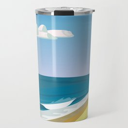 Rothko at the Beach Travel Mug