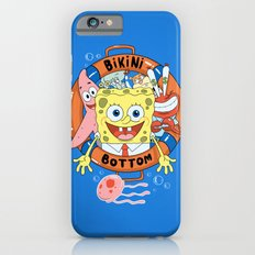 Welcome To Bikini Bottom iPhone 6s Slim Case