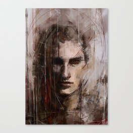 The Admirable Canvas Print