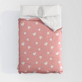 Heart Confetti  Comforters