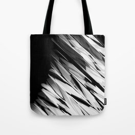 Abstract Pattern B&W1 Tote Bag