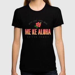 With Love, Kailua T-shirt