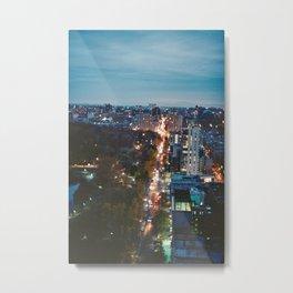 Harlem World Metal Print