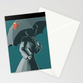 Six Fortuities Stationery Cards
