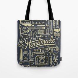Make Handmade - Navy Tote Bag