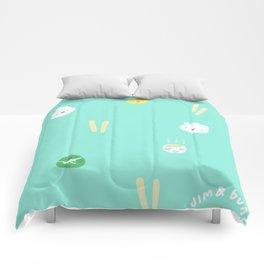 Dim Sum Comforters