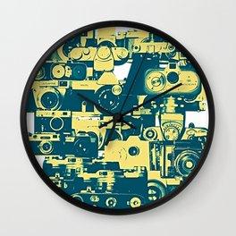 analogue legends Wall Clock
