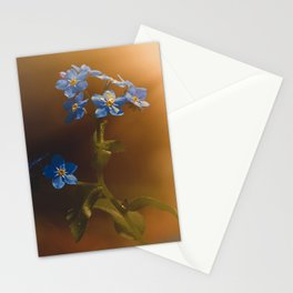 Woodland Forget-Me-Not Stationery Cards