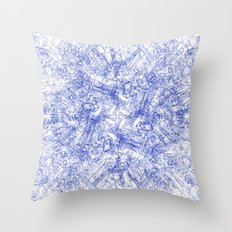 CPU (Dark T-shirt Version) Throw Pillow