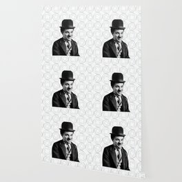 Charlie Chaplin Old Hollywood Wallpaper
